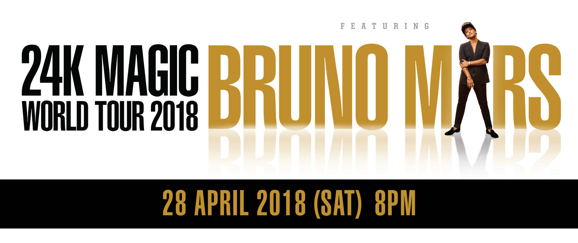 Bruno Mars - 24K Magic World Tour Thumbnail Picture