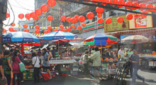 China Town & Flower Market Thumbnail Picture