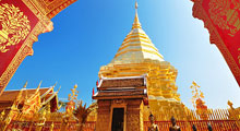 City &Temple Tour with Doi Suthep Thumbnail Picture