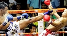 Thai Boxing: at Rajadamnern Stadium Thumbnail Picture